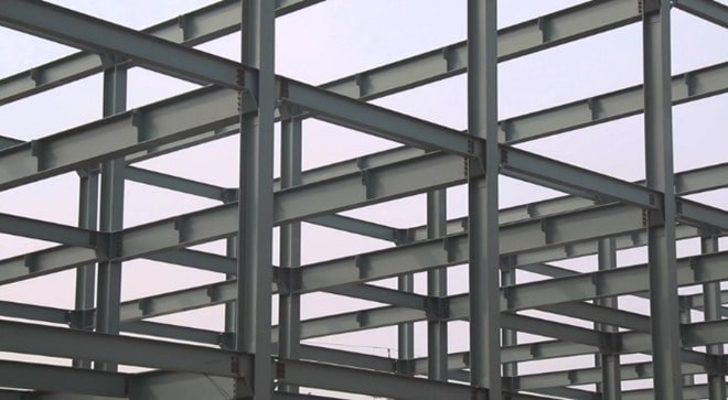 MRS Supply Ltd. Steel Structure